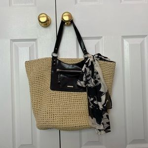 Nine West bag with scarf